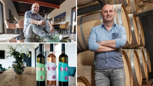 Tomislav Tolušić postao vinar: On je bivši političar, a njegova vina su potpuno 'apolitična'