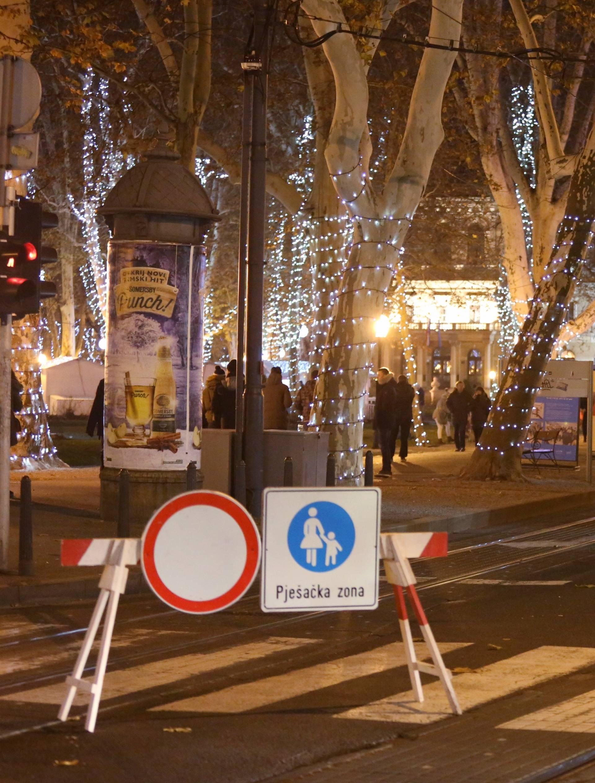 Sigurnost u Zagrebu: 'Trebat ćemo čvršće fizičke prepreke'