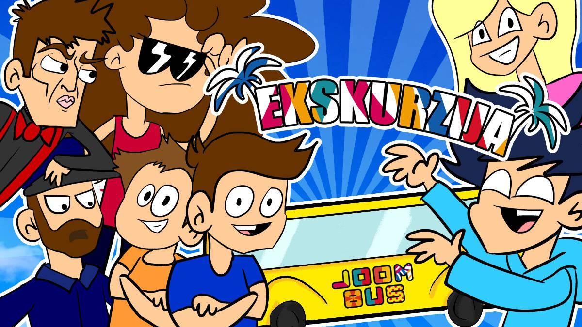 Napokon je izašla prva epizoda nove YouTube animirane serije
