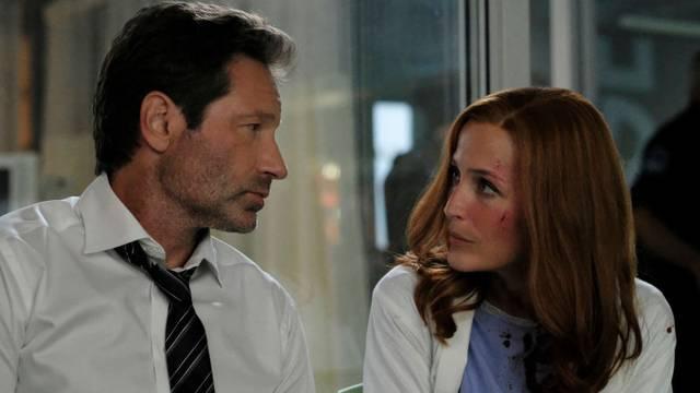 Mulder i Scully: Snimili smo neke prekrasne, intimne scene