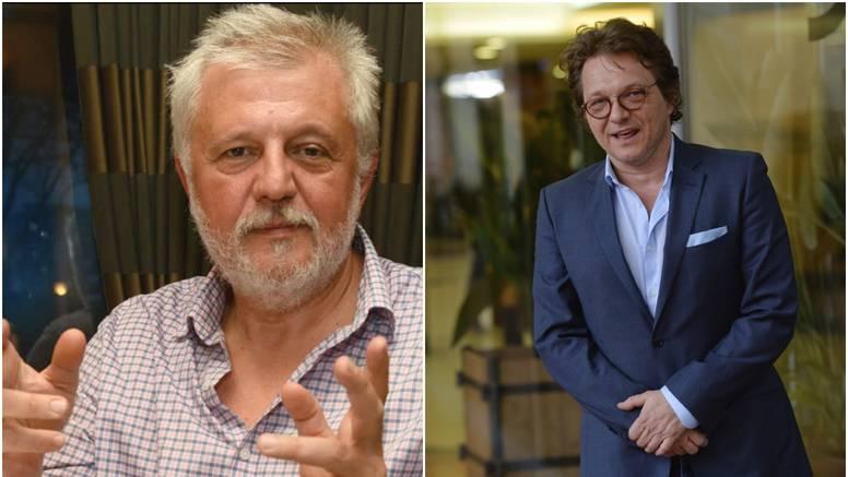 Glumac Dragan Bjelogrlić napao redatelja Gagu Antonijevića, udarao ga je pred svjedocima