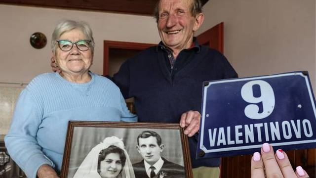 Zagorsko selo za zaljubljene: Stalno im kradu ploču s imenom njihovog mjesta - Valentinova