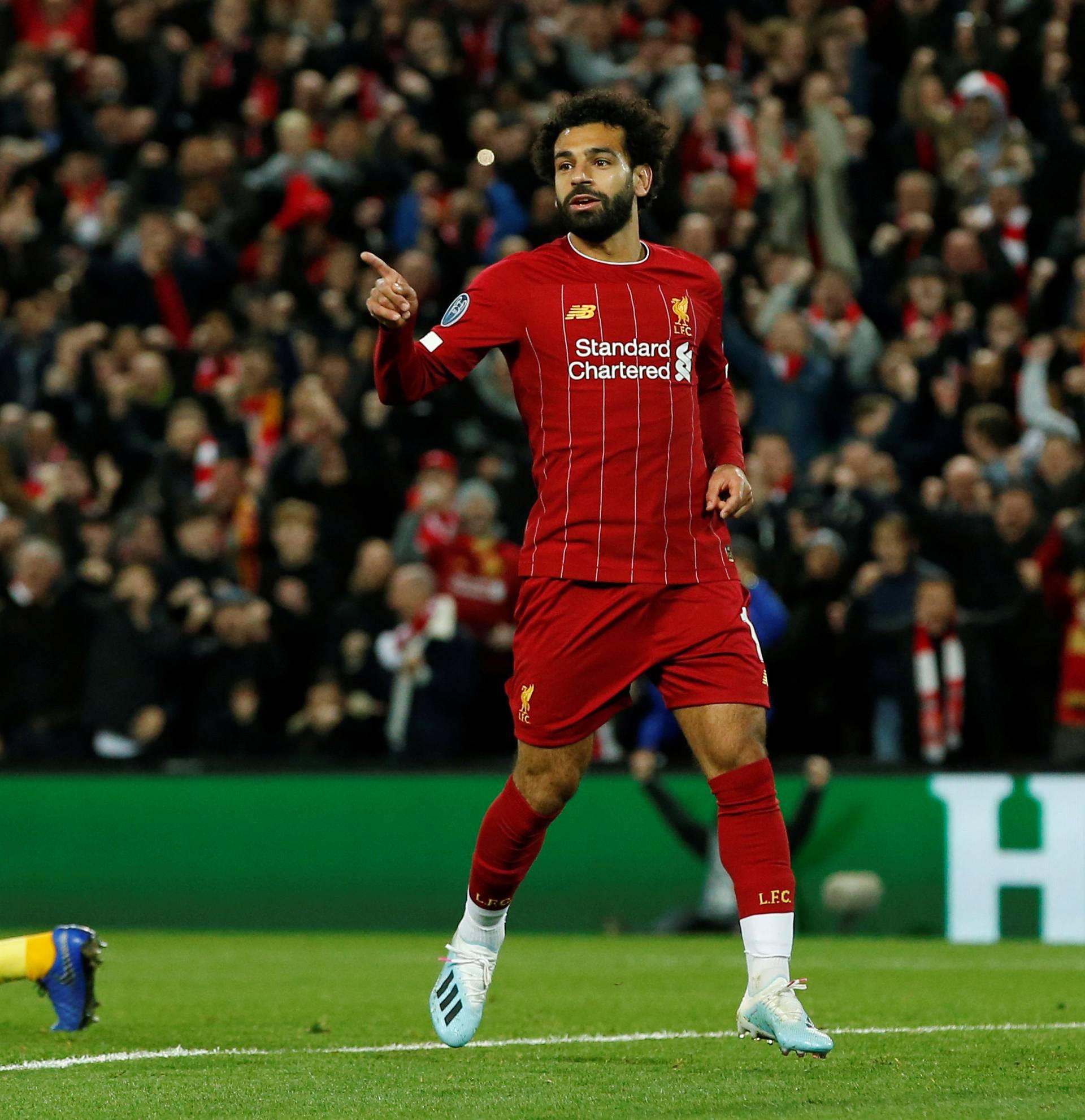 Champions League - Group E - Liverpool v FC Salzburg