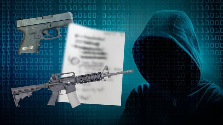 Slovenac oružje naručio na dark webu, imao je listu za odstrel: Htio je pobiti vršnjake i učitelje
