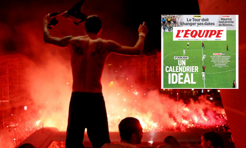 Iscrpljivanje na najjače: Ligue 1 Francuzi stišću u mjesec dana