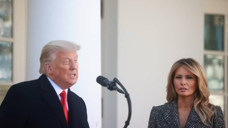 Donald i Melania Trump cijepili se daleko od očiju javnosti još početkom siječnja u Bijeloj kući