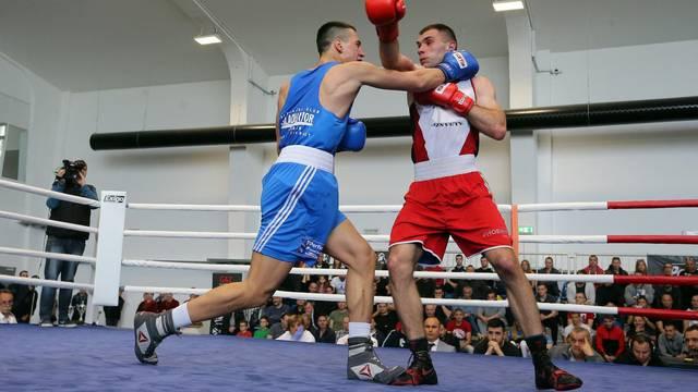 Zagreb: 29. finale pojedinacnog prvenstva Hrvatske u boksu