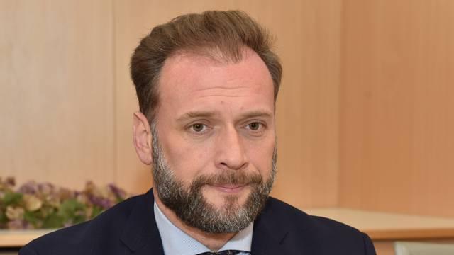 Šibenik: Ministar državne imovine Mario Banožić u službenom posjetu ŠKŽ