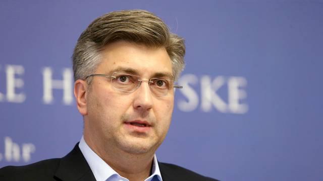 Plenković: 'Ne bi bilo dobro da dođe do kolektivne amnezije'
