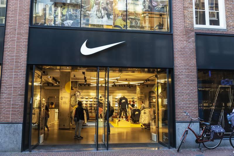 Nike udvostručio online prodaju