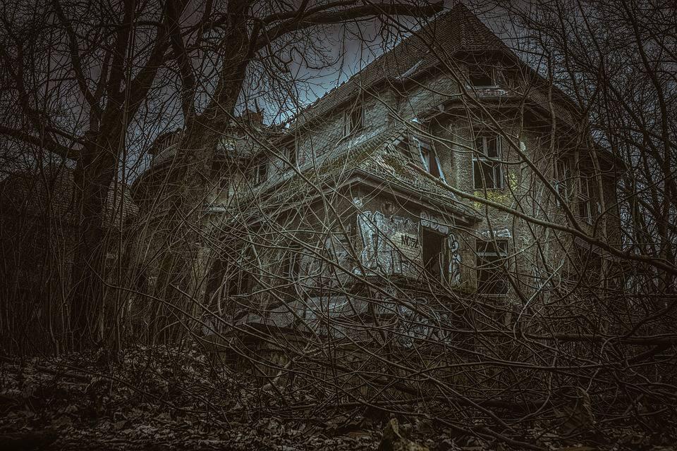 """""""Ukleta mjesta"""" u Hrvatskoj: Biste li tu proveli Halloween?"""