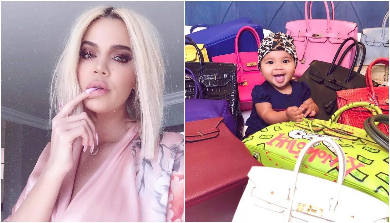 Khloe objavila fotografiju svoje kćeri pa razljutila obožavatelje