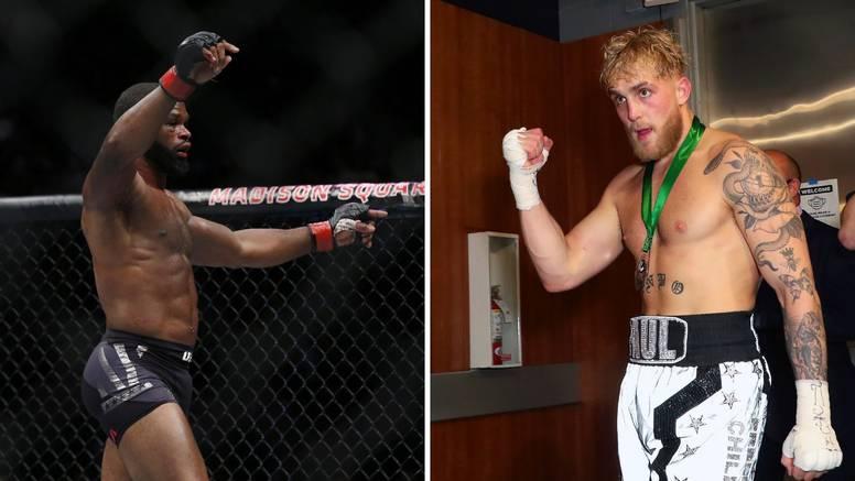Youtuber svladao bivšeg prvaka UFC-a: Dat ću ti revanš ako si istetoviraš 'volim Jakea Paula'