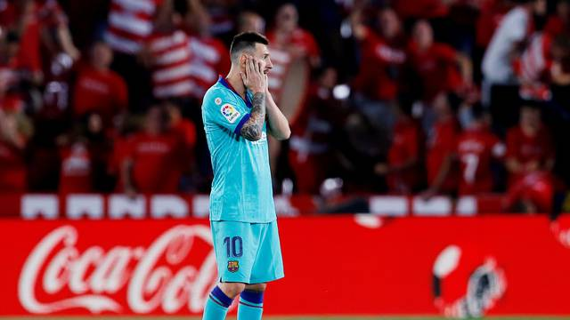 La Liga Santander - Granada v FC Barcelona