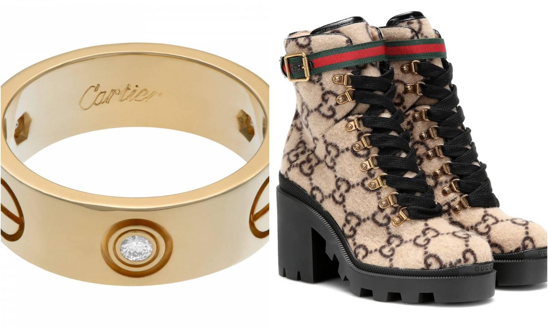 Cartier i Gucci