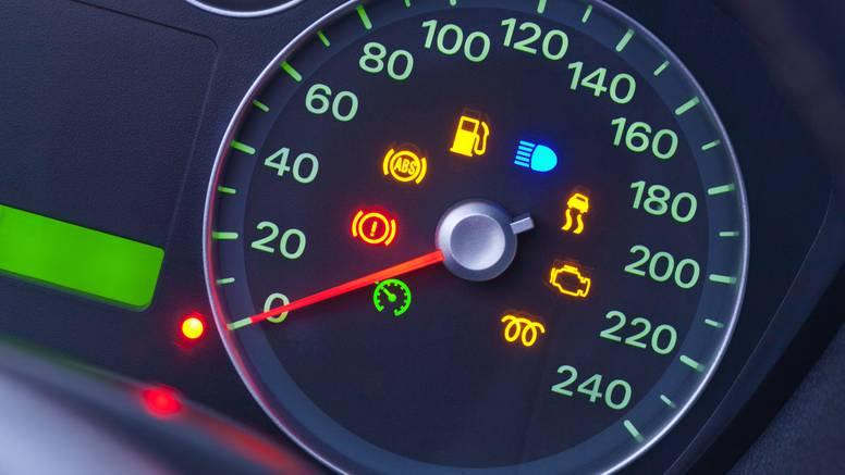 Znate li što znači svaka lampica u vašem autu? Neke su benigne, ali zbog nekih - hitno u servis!