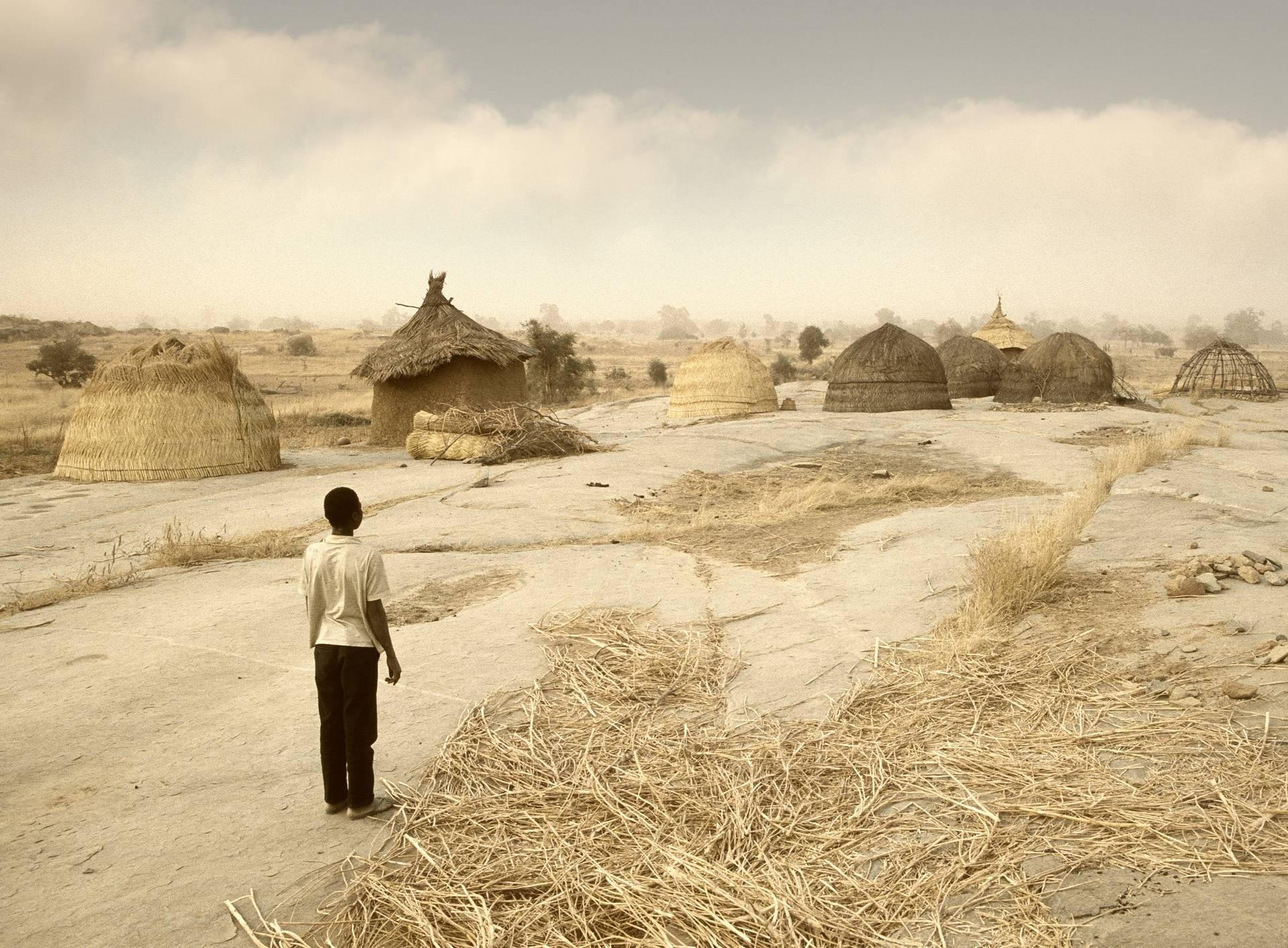 Siromaštvo i glad potakli ga da kao dječak izradi vjetrenjaču