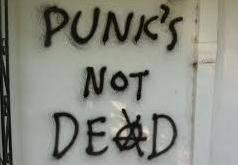 Šarao grafite: Splitski punker osuđen na rad za opće dobro