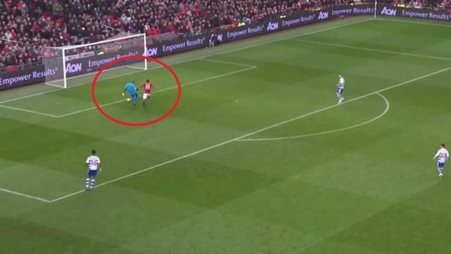 Skini ga s gola! Publika na Old Traffordu još se smije golmanu