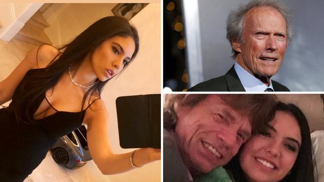Jaggerova bivša (23) sada ljubi 65 godina starijeg Eastwooda?