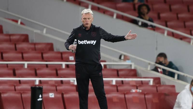 Trener Moyes i dvojica igrača West Hama pozitivni na koronu