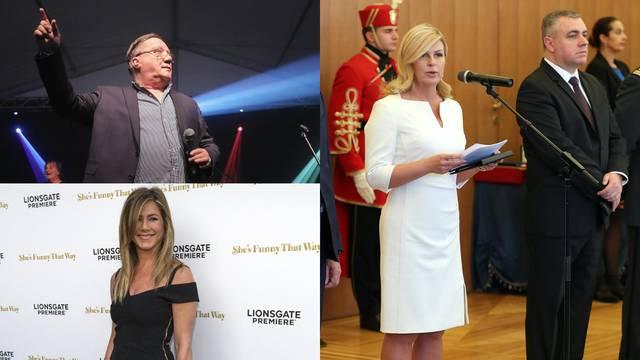 Monika Bellucci, Kolinda, Halid i Opća Opasnost na istoj dijeti