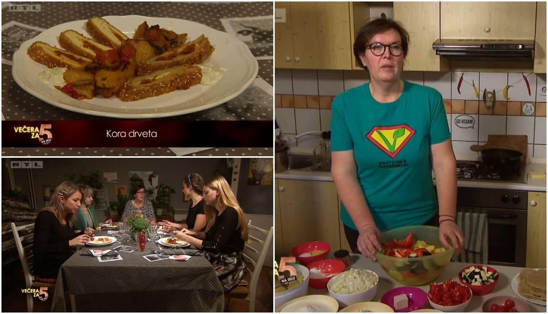 Anita poslužila veganski kulen i tofu: 'Imao je okus spužve...'