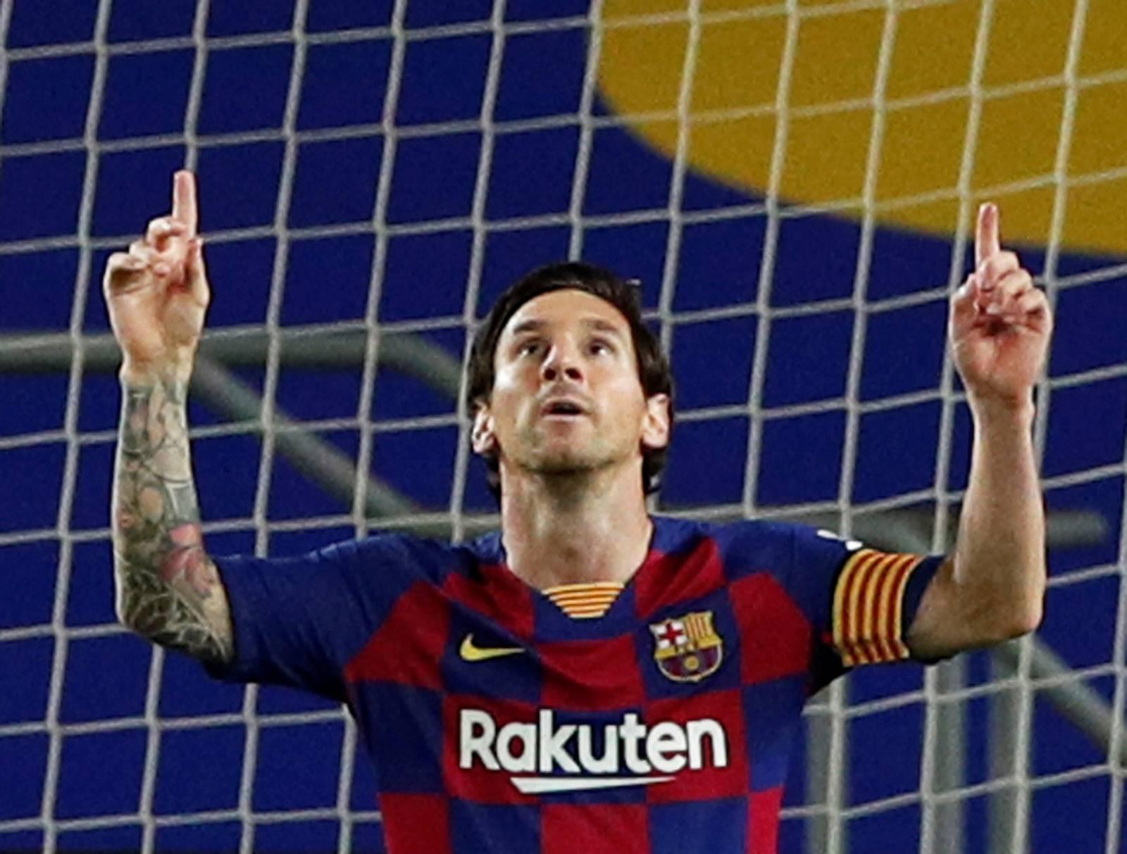 La Liga Santander - FC Barcelona v Leganes
