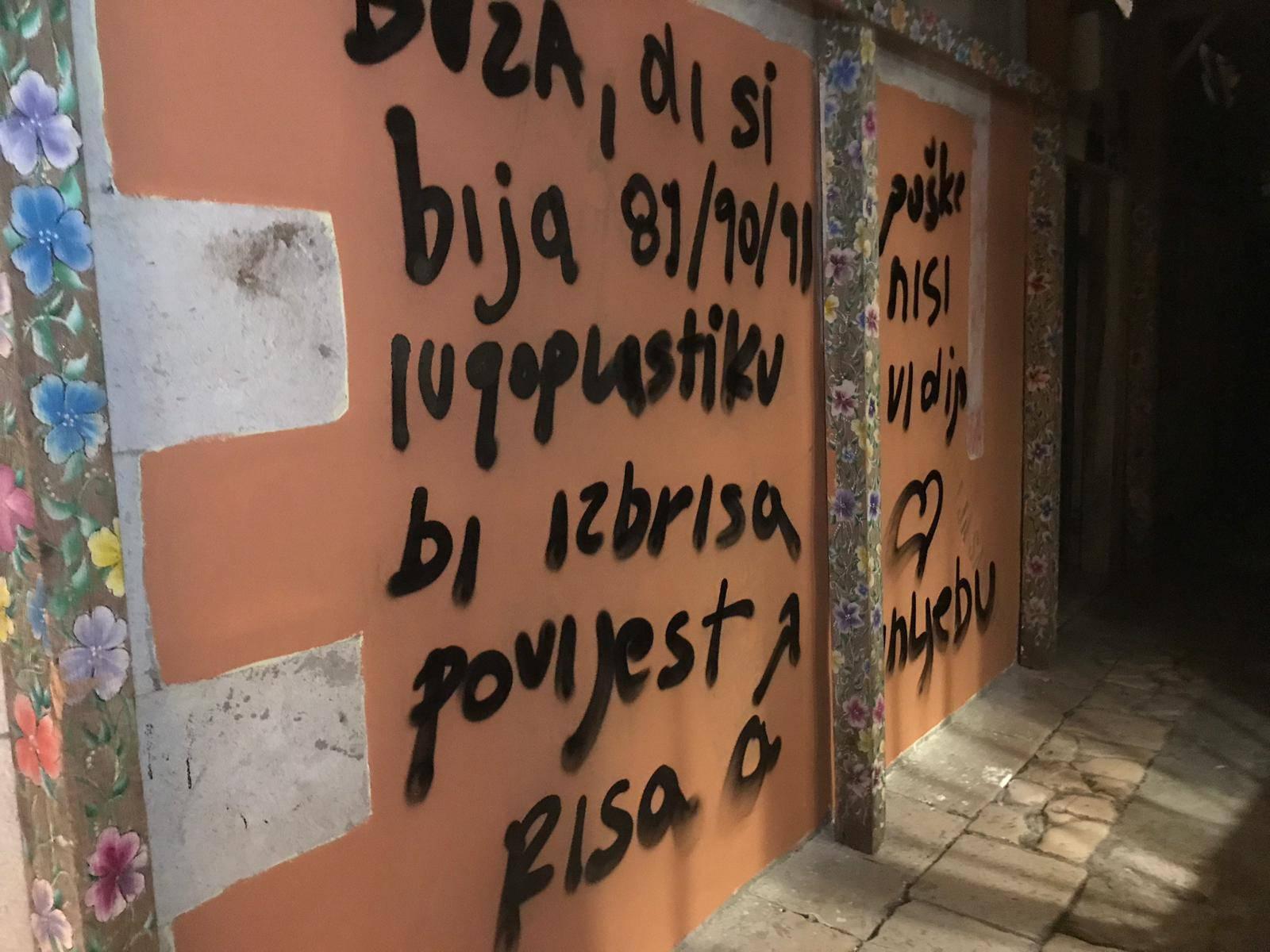 KK Split pozvao da se oslika mural Jugoplastici na Gripama