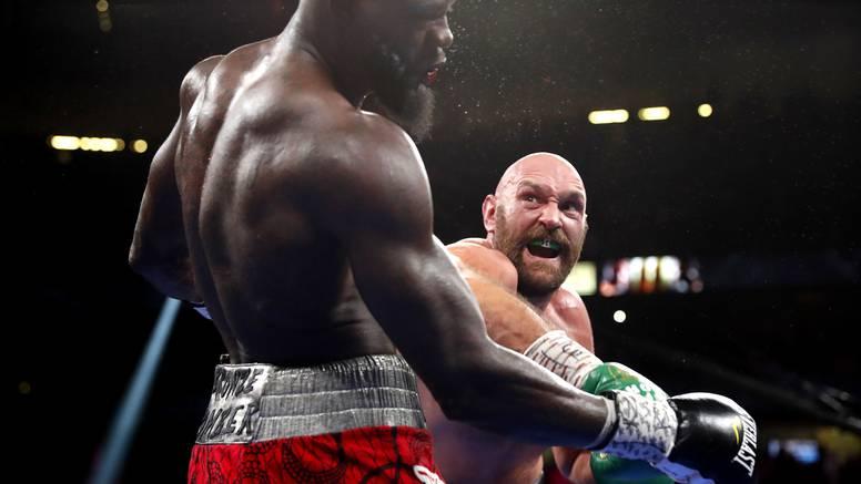 Spektakl u Vegasu: Tyson Fury nokautirao Deontaya Wildera!