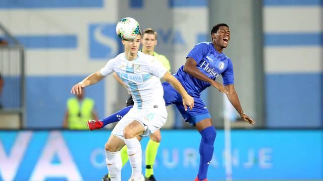 Uzvratna utakmica doigravanja za ulazak u Europsku ligu između Rijeke i Genta