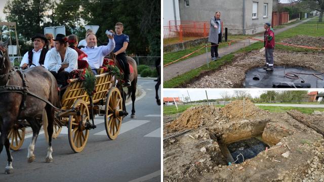 Slavonski načelnik po selima gradi fontane za 170.000 kuna: 'A da nam ipak napraviš vrtić?'