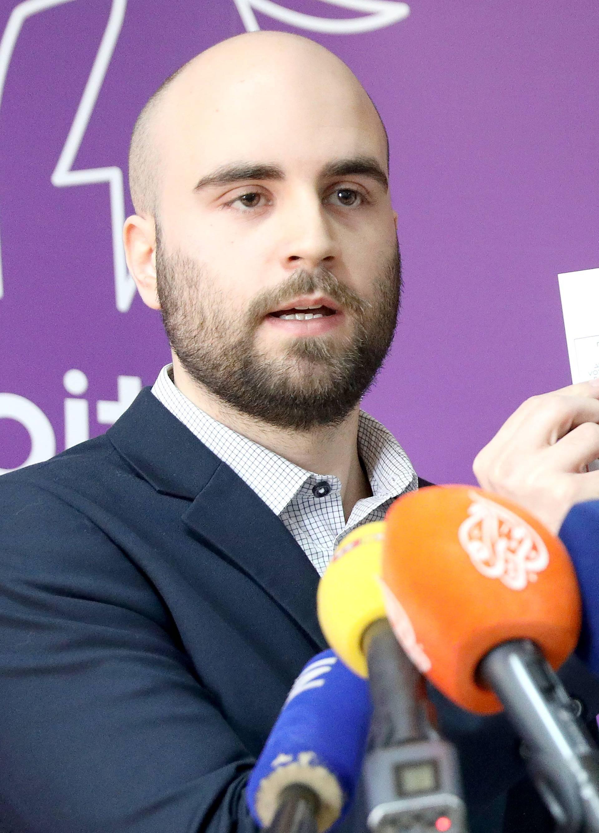 Markić: Plenković je lagao o Konvenciji! Imam dar za njega