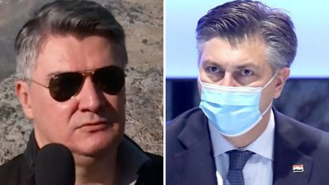 Plenković 'za dlaku' popularniji od Milanovića, sve više građana koji o njima  misle - negativno