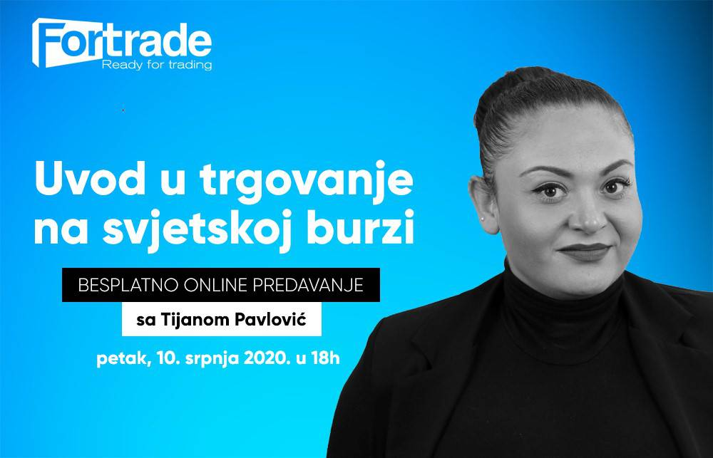 Besplatno online predavanje: Uvod u trgovanje na svjetskoj burzi