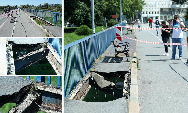 'Dat ćemo 23 milijuna kuna za obnovu starog Savskog mosta'