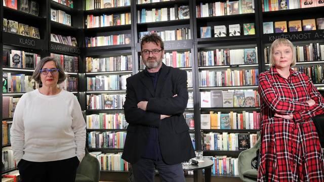 Predstavljeno 14 kandidata za prestižnu književnu nagradu Fric