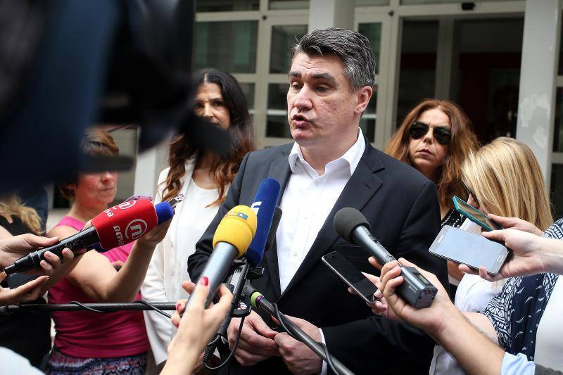 Z. Milanović: 'HDZ je napravio strahovit zaokret, ali prividan'
