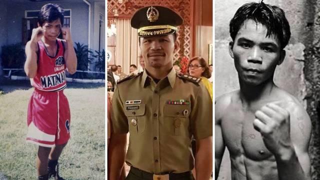 Borac, političar, vojnik: Rođen u džungli, hranio se bananama
