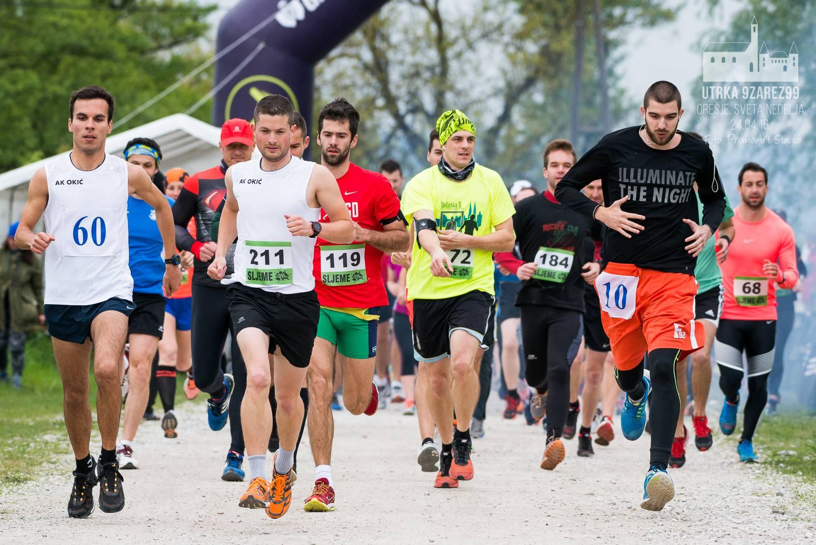 Pokažite kondiciju: Počele su prijave za utrku od 9,99 km