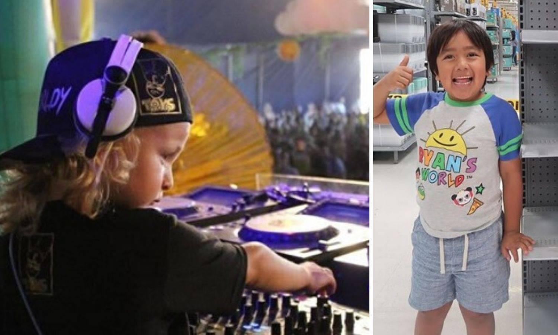Djeca rekorderi: Oni su najbolji, najmlađi, najspretniji i najbrži