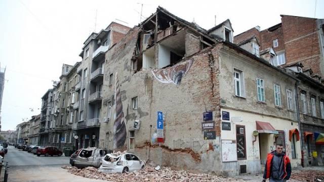 Nakon potresa u Zagrebu su prikupili 10.000 tona otpada