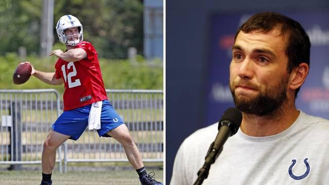 Andrew Luck šokirao je svijet NFL-a: Odlazim, nemam izlaza