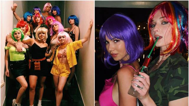 Sophie Turner s prijateljicama u ludom provodu po klubovima