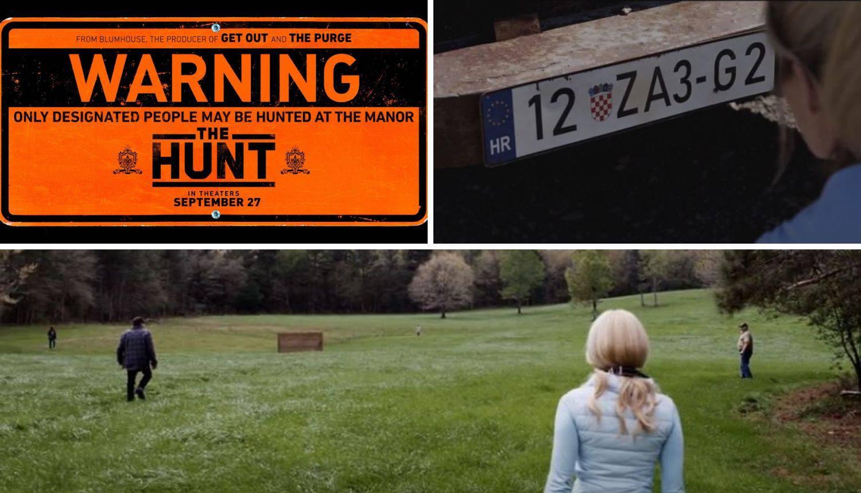 U novom hororu 'The Hunt' 12 ljudi love i ubijaju po Hrvatskoj