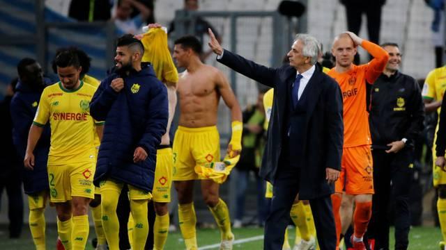 Ligue 1 - Olympique de Marseille v Nantes