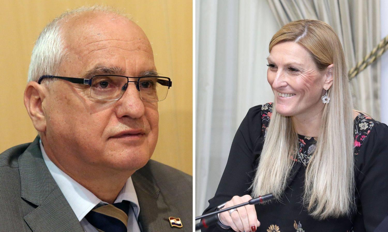 Bivši predsjednik vaterpolskog saveza naslijedio je J. Kostelić