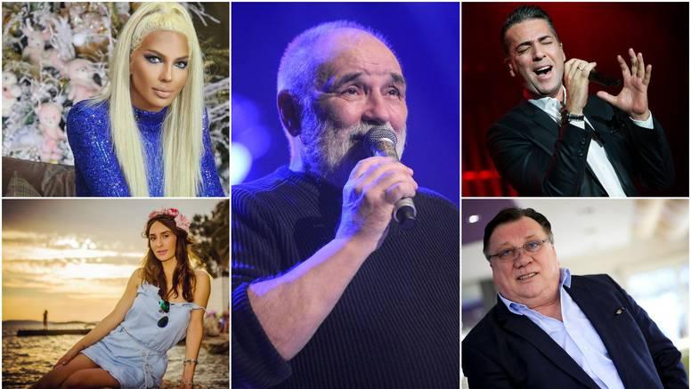 Prijatelji i kolege opraštaju se od Balaševića: 'Takvi kao ti ne umiru, bio si veliki i legendarni'