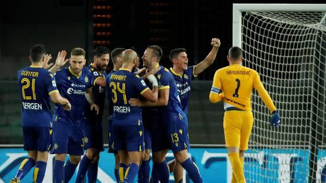 Serie A - Hellas Verona v Inter Milan