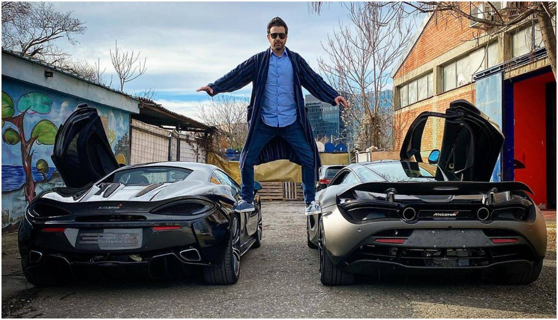 'Dobivam osam tisuća eura po predstavi, kupio sam dva auta'